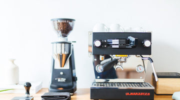 The ultimate home espresso setup