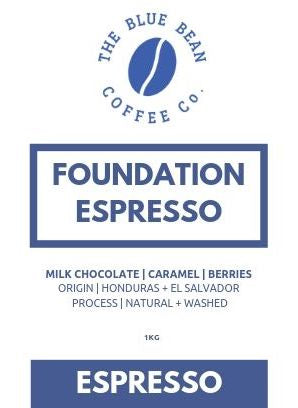 Foundation Espresso