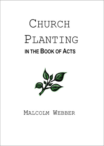 Church Planting in the Book of Acts (eBook - PDF Download)