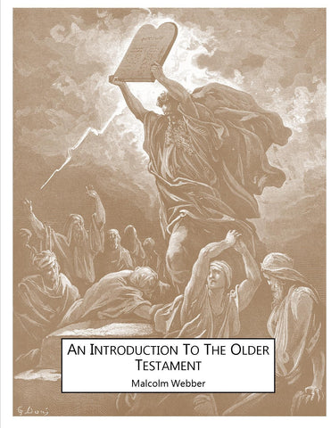 Introduction to the Older Testament