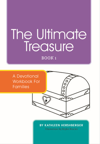 The Ultimate Treasure: Book 1 (eBook - PDF Download)