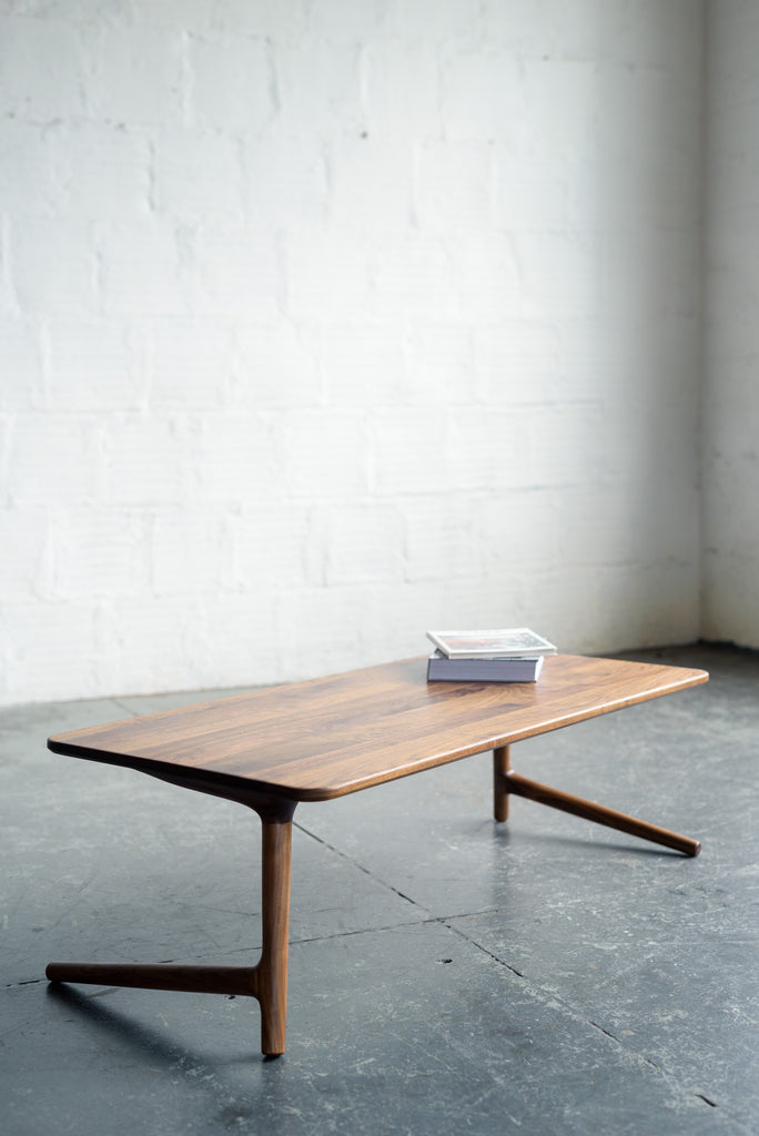 The Coffee Table - Walnut