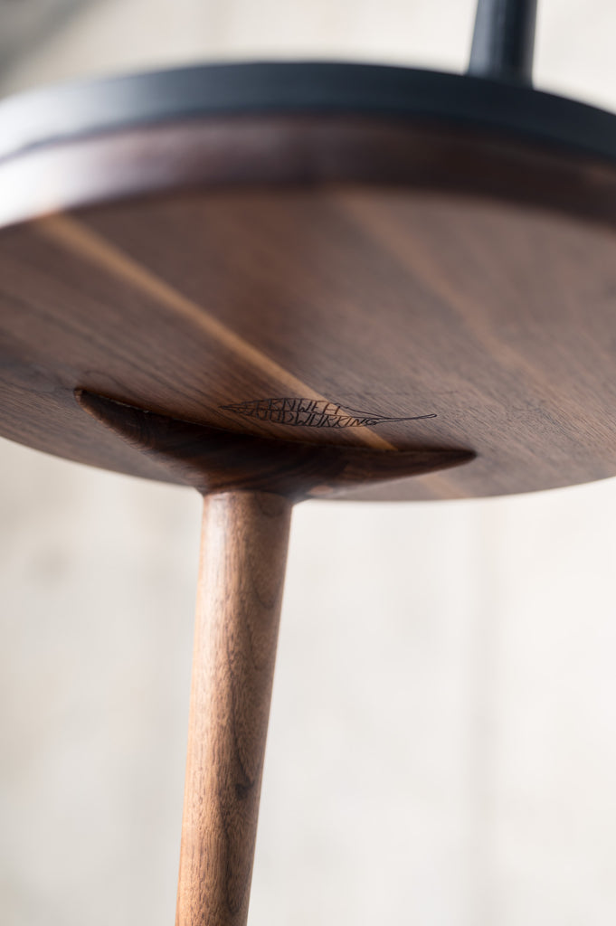 The Tripod Table - Walnut