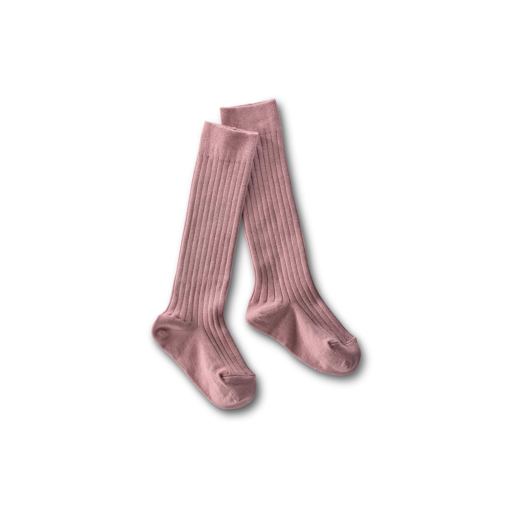jeune jeune knee-high socks color no. 8