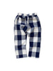 mabo james pants in soft woolie buffalo check