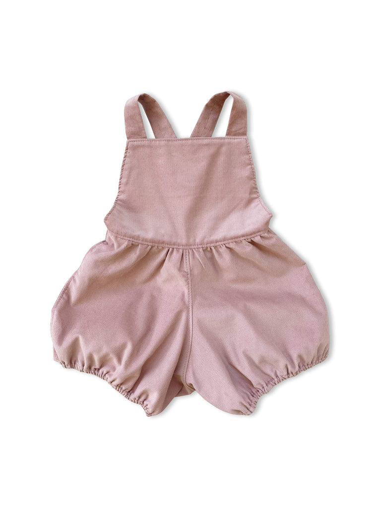 mabo mabel playsuit in blush corduroy