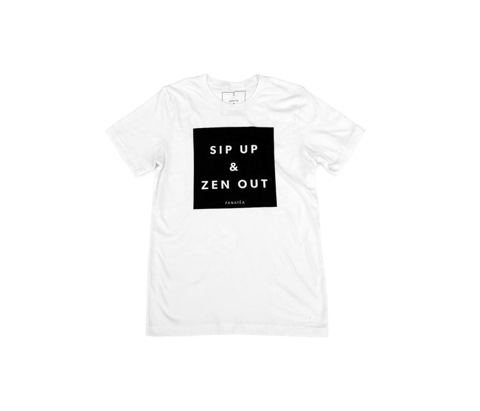 Sip Up & Zen Out T-Shirt