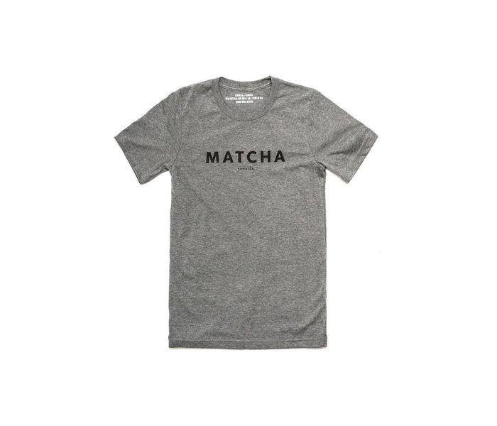 Grey MATCHA T-Shirt