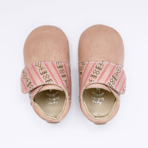 Light Brown Sadu Shoe