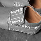 Heather Gray Sadu Shoe