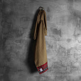 The Original Collection: Rimal (رِمال) Brown Polka Dot Ring Sling