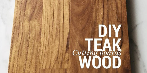 January: Craft Change, Hot Deals, and DIY Teak Cutting Boards!
