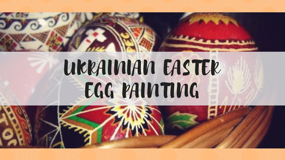 🐰DIY Ukrainian Egg Painting + FREE Shipping! ✈