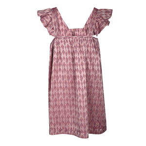 Kids rose dress - Junees