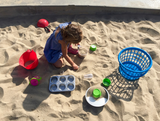 Dollar Store Sand Toys