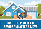 Helping Kids Before And After A Move Guide
