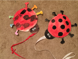 Interactive Ladybug Craft for Kids
