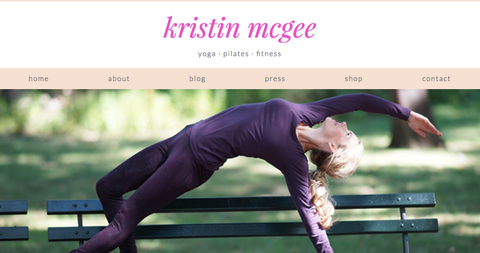 Kristin McGee - Prenatal Must Haves