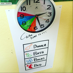 Routine Clock for Children