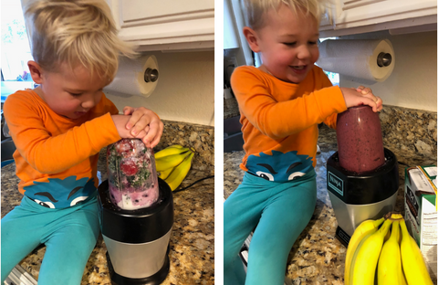Smoothie Recipe for Kids