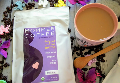 Mommee Coffee Full Caffeine