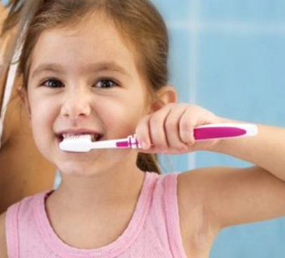 How to get your kid to brush their teeth