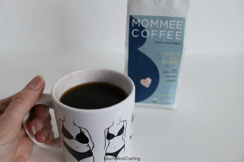 Organic Low Acid Coffee For Breastfeeding