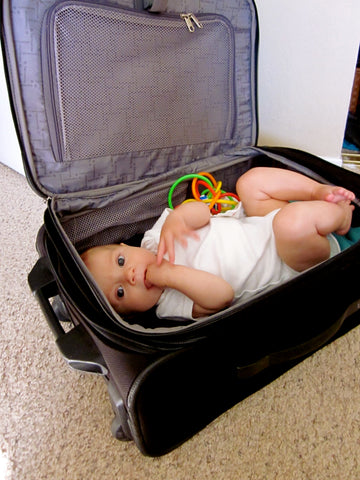 Travel with a Baby Tips