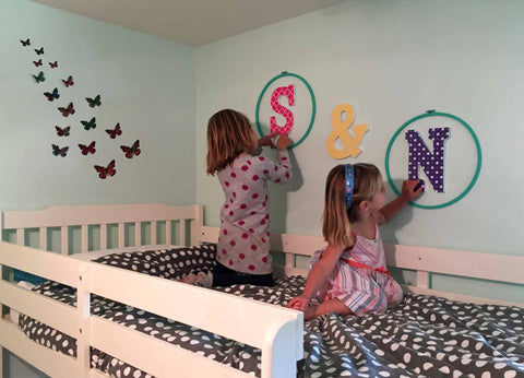 Wall Decorations Bunk Beds