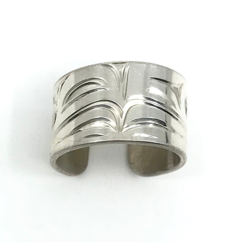 Ring- N. Galanin: Silver Adjustable, Various Designs