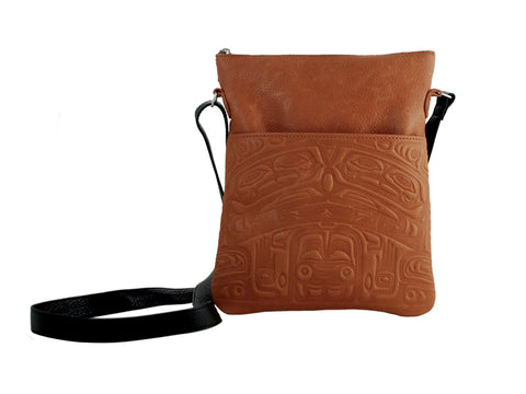 Bag- Solo, Bear Box, Leather, Various Colors