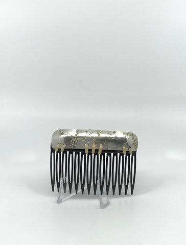 Combs- J. Younger: Silver, Spruce Root, Devils Club