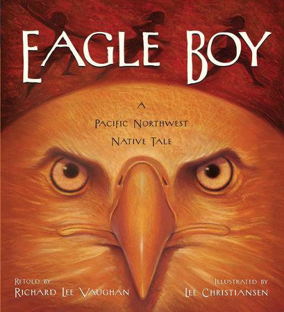 Book- Penguin Random House; Eagle Boy By Richard Lee Vaughan