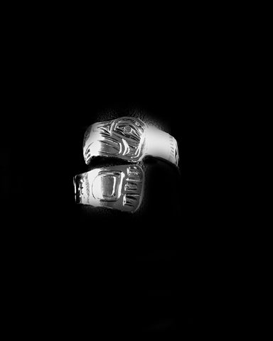 Ring- D. Chilton: Silver, Single Wrap, Various Designs