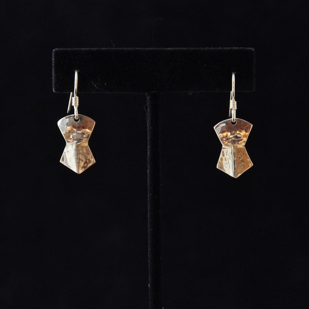 Earrings- Tiny Tinaa By Mary Folletti and Roz Cruise