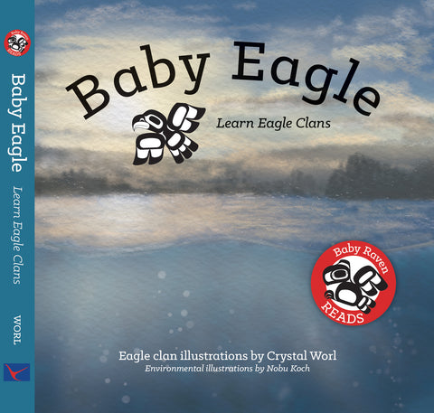 "Baby Raven Reads - ""Baby Eagle"""