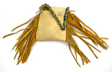 Bag- J. Dangeli, Deerhide w Beading, Varied Designs