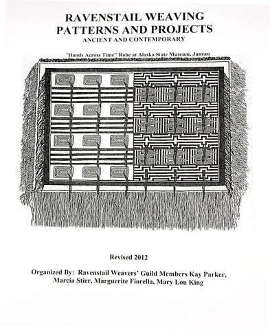 Book- K. Parker, Ravenstail Weaving Patterns and Projects Ancient and Contemporary