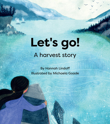 "Baby Raven Reads- ""Let's Go! A Harvest Story"""