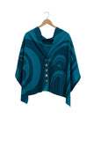 Apparel- C. Angus: Spirit Button Wrap, Modern, Various Colors & Lengths