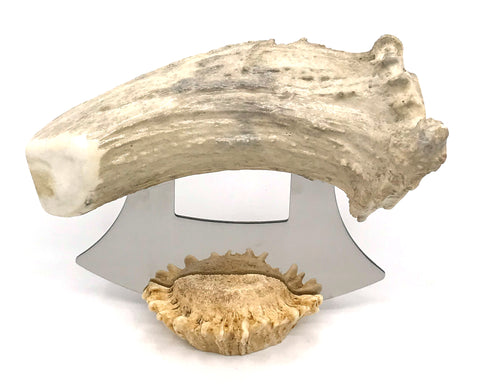 Ulu- Antler Base, Large