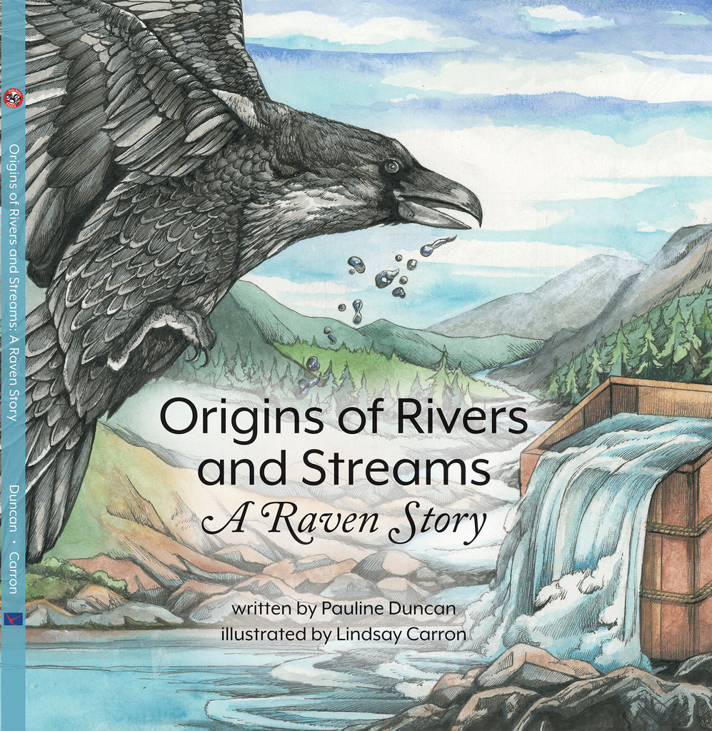 "Baby Raven Reads - ""Origins of Rivers and Streams"""