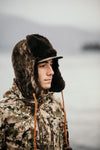 Fur Hat- R. Miller: Sea Otter, Seal