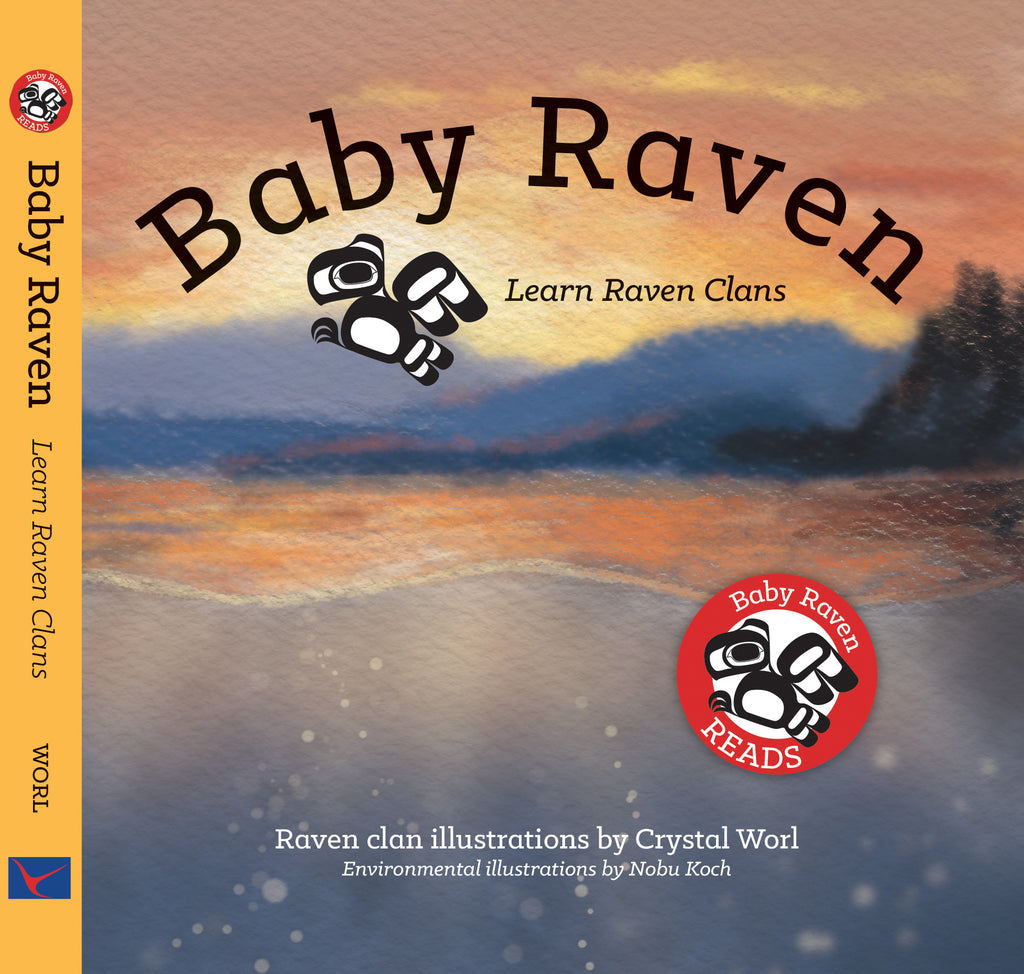 "Baby Raven Reads - ""Baby Raven"""