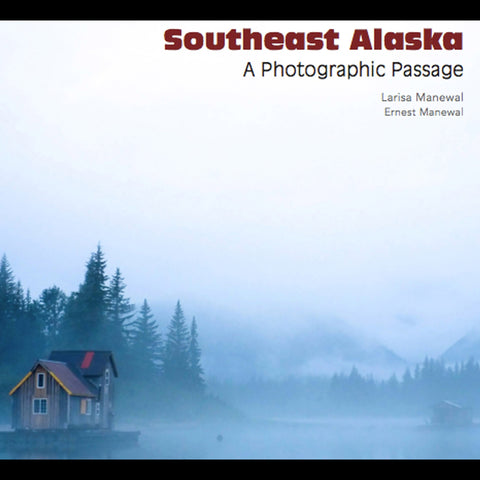 "Book- ""Southeast Alaska: A Photographic Passage"""