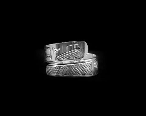 Rings- T. Campbell, Silver, Wrap, Various Designs