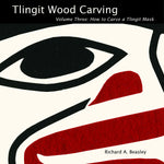 Book- R. Beasley, Tlingit Wood Carving: How to Carve a Mask