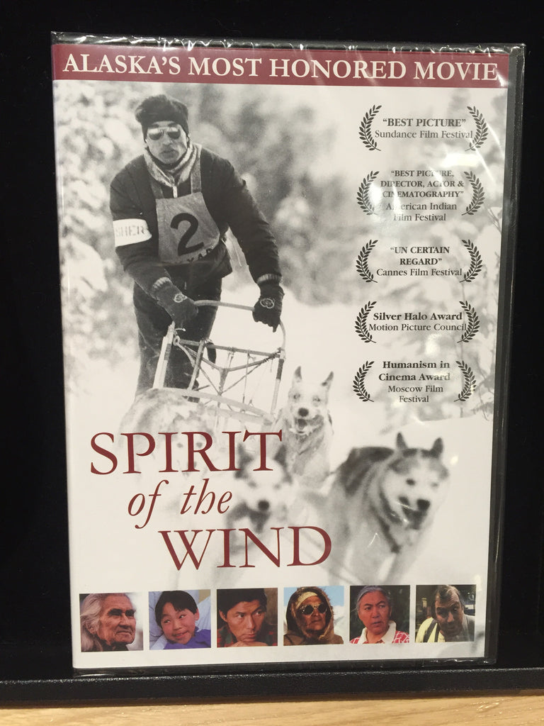 """Spirit of the Wind"" DVD By Raven Releasing LLC."