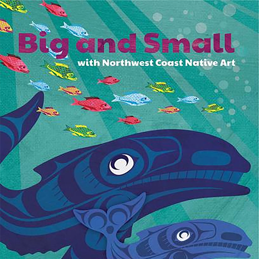 "Board Book - Native Northwest, ""Big and Small"""