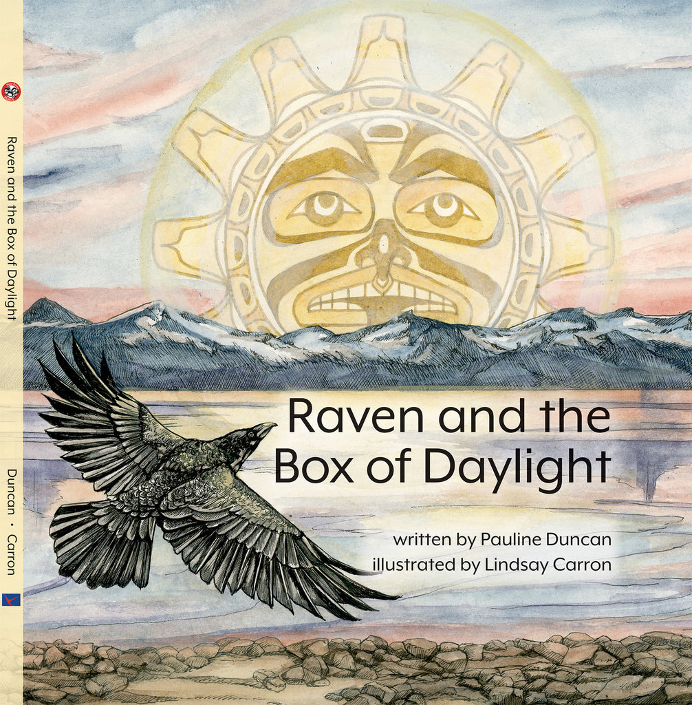 "Baby Raven Reads - ""Raven and the Box of Daylight"""